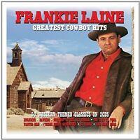 Frankie Laine - Greatest Cowboy Hits [New CD] UK - Import
