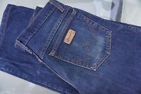 WRANGLER Texas Herren Men Jeans Hose 31/30 W31 L30 stonewashed darkblue TOP C53