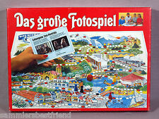 Il grande foto gioco per 2-6 giocatori a partire da 10j. VWI-Verlag di 1984 foto Gioco di apprendimento