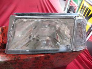 Original Alfa Romeo 164 1. Series Headlight Left Complete Without Lwr 60508183