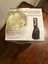 Emerson Electric Wine Bottle Opener Model BO60 **New