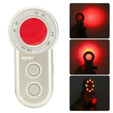 Mini Camera Detector Alarm Anti-Monitoring Camera Dectector Anti-Theft Security