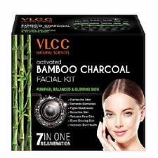 VLCC Activated Bamboo Charcoal Facial Kit, 60 gm Free Shipping