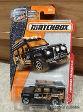 Matchbox Freightliner M2 106 Fire Engine on Card