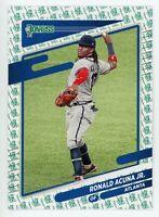 Ronald Acuna Jr Liberty #192 - 2021 Donruss Baseball - Free Shipping
