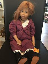 Sigikid Ilse Wippler Puppe 62 cm ! ((( Top Zustand )))