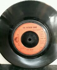 THE FATBACK BAND 45 RECORD (A) WICKI WACKY,(B) CAN'T FIGHT THE FLAME.