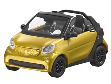 Smart  Der Neue 453-er Fortwo Cabrio 1:87 Busch Yellow/Black
