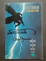 Batman The Dark Knight Returns #1,2,3,4 SIGNED Frank Miller Klaus Janson coa