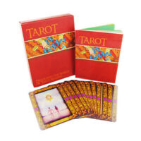 Jumbo Tarot Cards Deck Collection and Book By Top That! 9787421180535 NEW