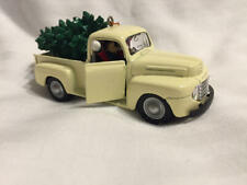 1948 Ford F-1 Pickup Truck Diecast Christmas Ornament Maisto Collectible New