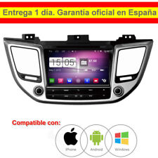 HYUNDAI TUCSON (+2016) AUTORADIO/DVD/GPS/BT/IPOD/NAVI/RADIO PLAYER
