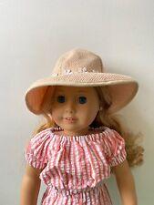 Sun Hat For 18� Dolls