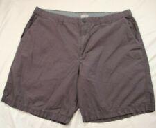 "Men's 42"" Columbia 100% cotton shorts, gray"