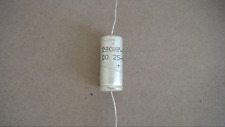 Siemens Co 25-816 220Uf Axial Capacitor New Lot Quantity-10