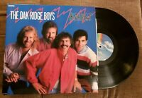 "The Oak Ridge Boys ""Heartbeat"" 12"" Vinyl Record LP"
