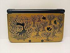 Pokemon Center limited Nintendo 3DS LL Pokemon X Pack Premium Gold  F/S USED