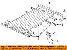 TOYOTA OEM 89-95 Pickup Pick Up Box Bed-Rear Sill 6524089000