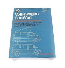 Volkswagen VW EuroVan Transporter Gasoline TDI Diesel VR6 Service Repair Manual