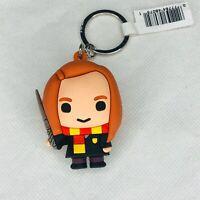 Harry Potter Figural Keyring Series 4 Ginny Weasley Figure NEW