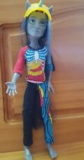 MONSTER HIGH FREAKY FUSION NEIGHTHAN ROT BOY DOLL