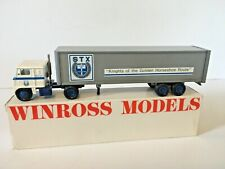 Spotswood Trail Express 1983 Winross 1/64th Scale Diecast Truck Model