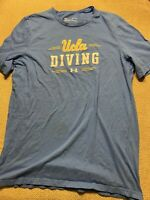 Men's Under Armour Ucla Bruins Swimming & Diving Team Shirt Small S
