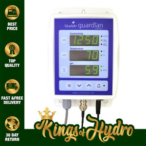 Bluelab Guardian Monitor - pH, EC, Temperature Meter all in one