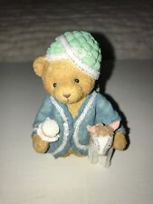 "Enesco The Cherished Teddies Edward ""My Gift Is Caring�"
