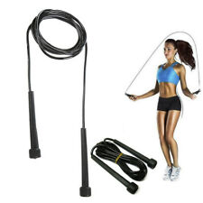Fitness Gym MMA Boxing Crossfit Cardio Excercise PVC Skipping Jump Rope Speed