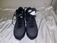 official photos 4c5c8 e02eb New ListingNike 2010 Mens Sneakers Max Air Hyperfuse Size 13 Basketball  Shoes Black-Blue