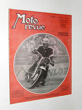 MOTO REVUE N°1038 1951 CROQUIS ET ECHOS 23e BOL D'OR DUKE TOUR FRANCE CYCLO