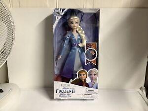 Disney Frozen 2 Singing Elsa 30cm Fashion Doll with Music - 460020538905