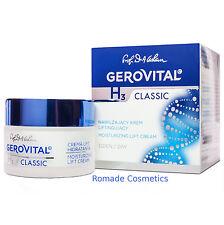 Gerovital H3 Classic Moisturizing Lift Cream, Day Care, 35+, 50 ml