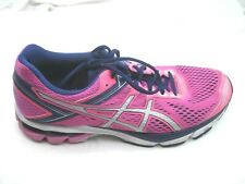 Asics T5A71 11M GT-1000 pink blue womens ladies athletic running tennis shoes