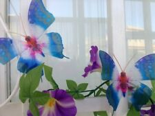 3d Butterfly stickers Colourful natural BUTTERFLIES VERY REALISTIC
