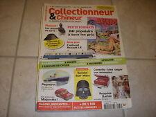 COLLECTIONNEUR CHINEUR 187 05.12.2014 AUTORAIL RENAULT MAJORETTE POUPEE BARBIE