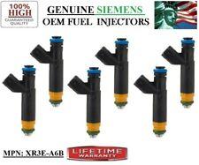 Fits Ford E-150 4.2L V6 _year 2003_ Rebuilt x6 Fuel Injectors Siemens /XR3E-A6B/