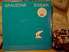 "GRAUZONE Eisbær 12""/Eisbaer/1981 Switzerland/Minimal Synth/New Wave/Electronic"