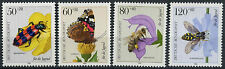 West Germany 1984 SG#2052-5 Insects MNH Set #D123