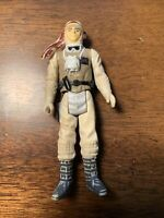 Vintage Star Wars LUKE SKYWALKER HOTH 1980 Hong Kong Kenner Action Figure