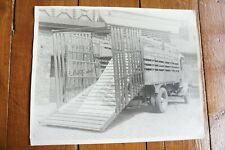 More details for 1932 lner railway bus truck vehicle photo photograph kings cross