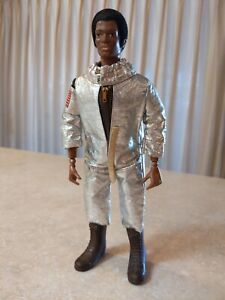 G.I. Joe Adventure Team African-American/Black Hard-Hand Adventurer 1970-76