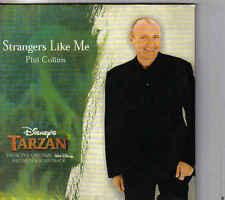 Phil Collins-Strangers Like Me cd single