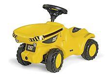 Rolly Toys Cat/ caterpillar Mini Trac Dumper - children's foot to floor ride-on