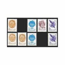 Postfrische Briefmarken mit Raumfahrt-Motiven aus Russland