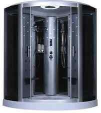 ELEGANCIA - Cabine de douche hydromassante 2 personnes 145x145x210