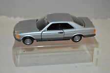 NZG 226 Mercedes-Benz 380 sec 500 sec mint condition 1:35 made in Germany