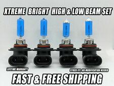 Xtreme White Headlight Bulbs For Pontiac Bonneville 1987-2005 High Low Beam x4