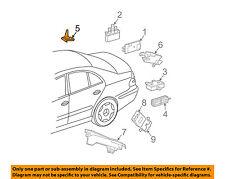 Mercedes MERCEDES-BENZ OEM 07-09 E550-Radio Antenna Mast 2118203675